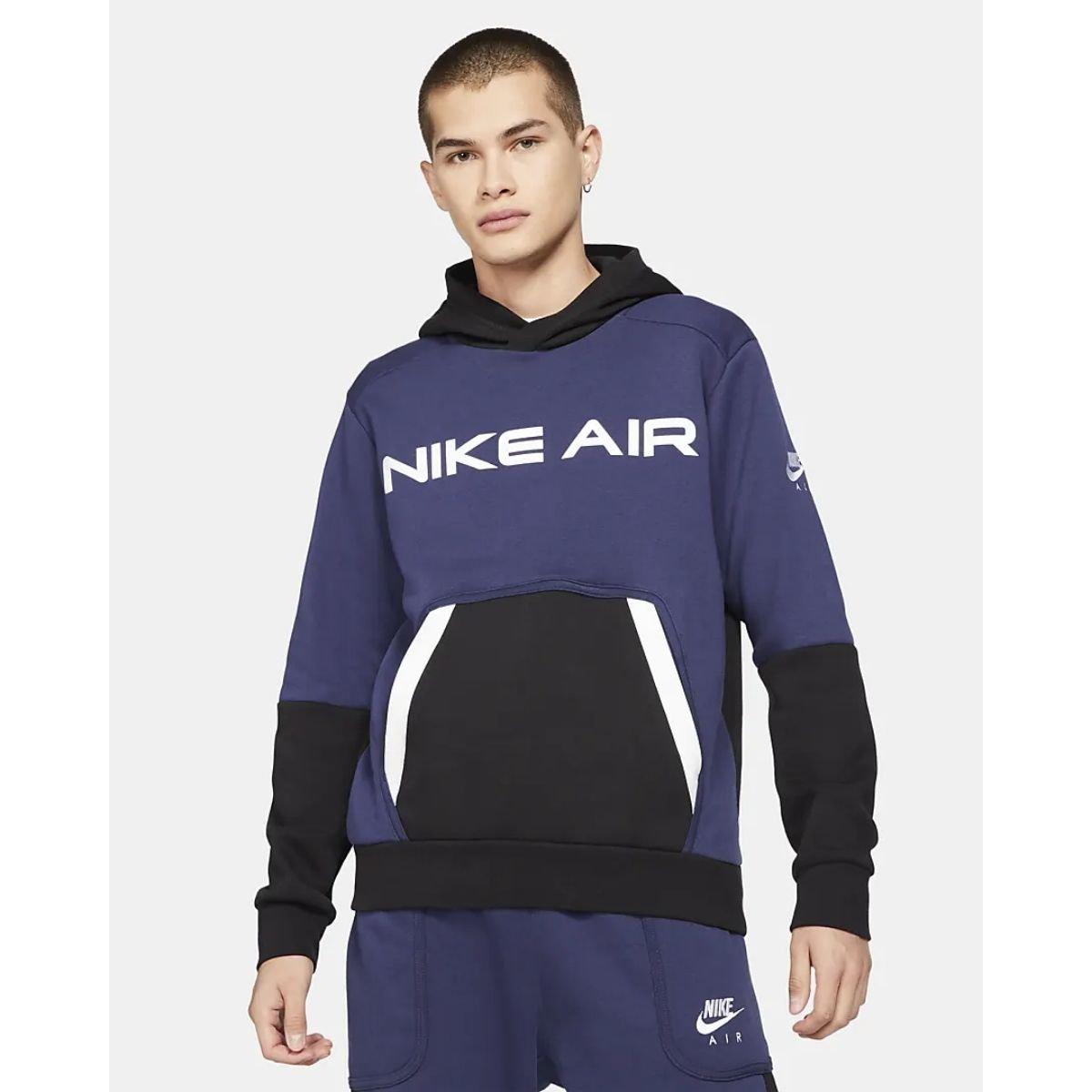 Felpa Nike Air Cappuccio...
