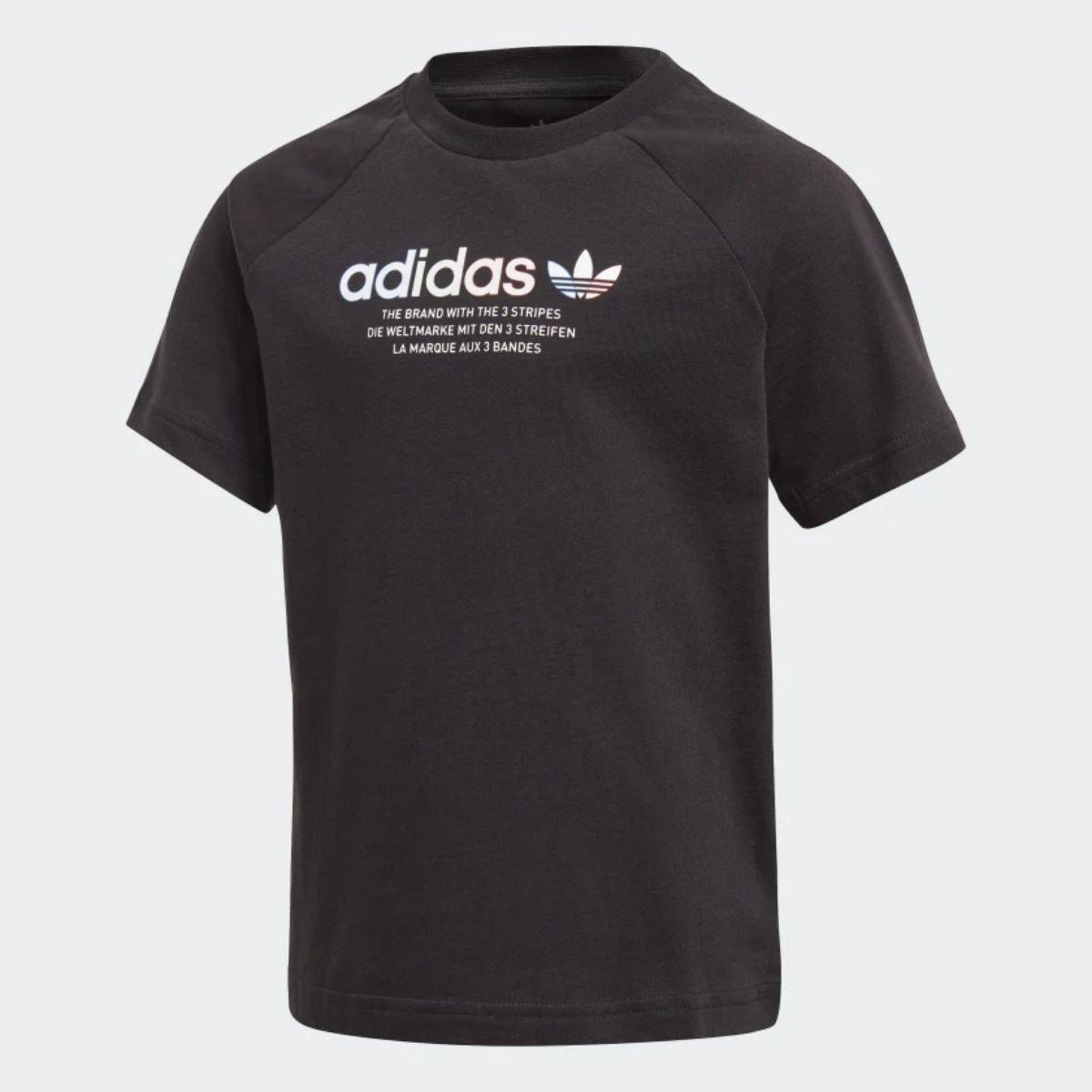 T-Shirt Adidas Logo...