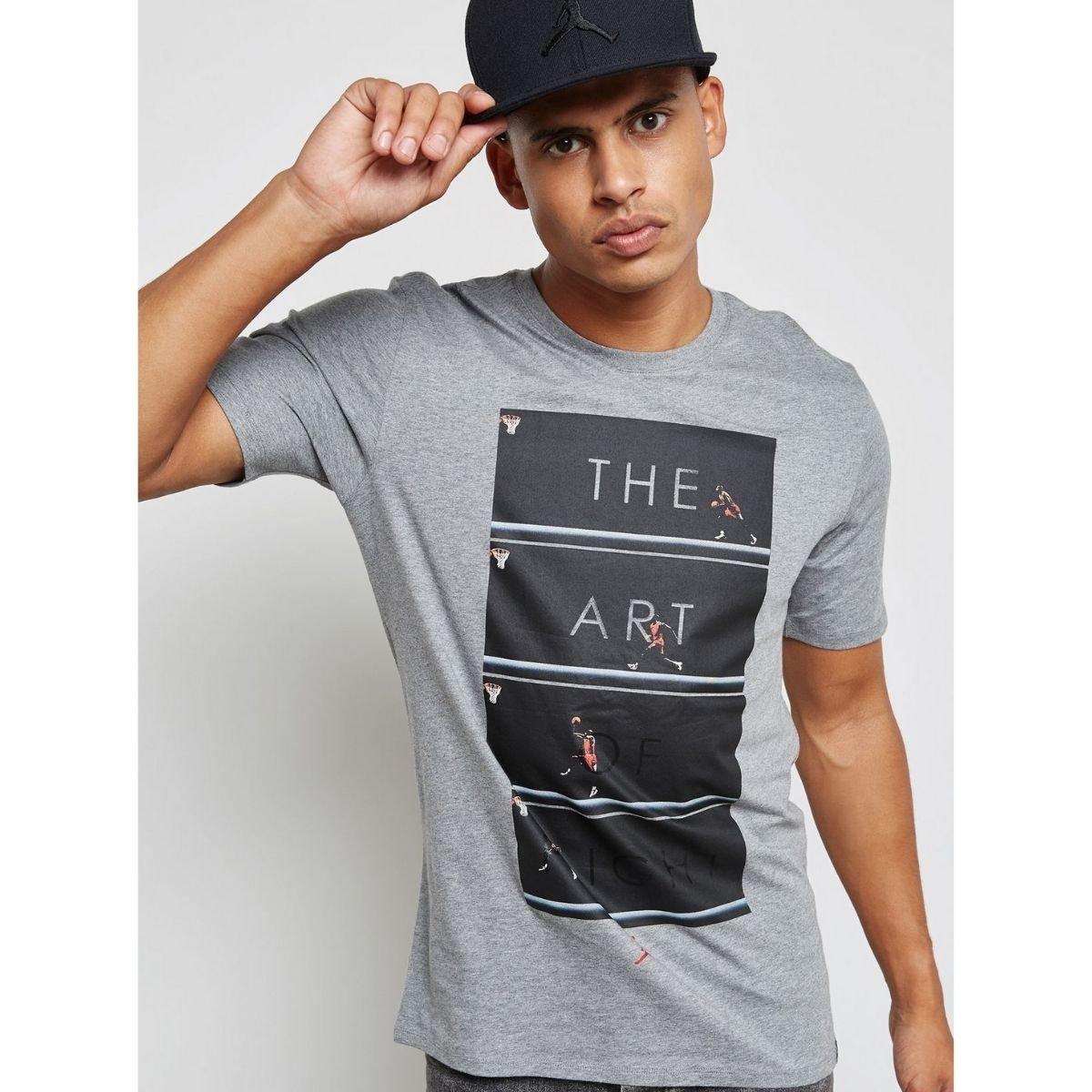 T-Shirt Nike Jordan The Art...