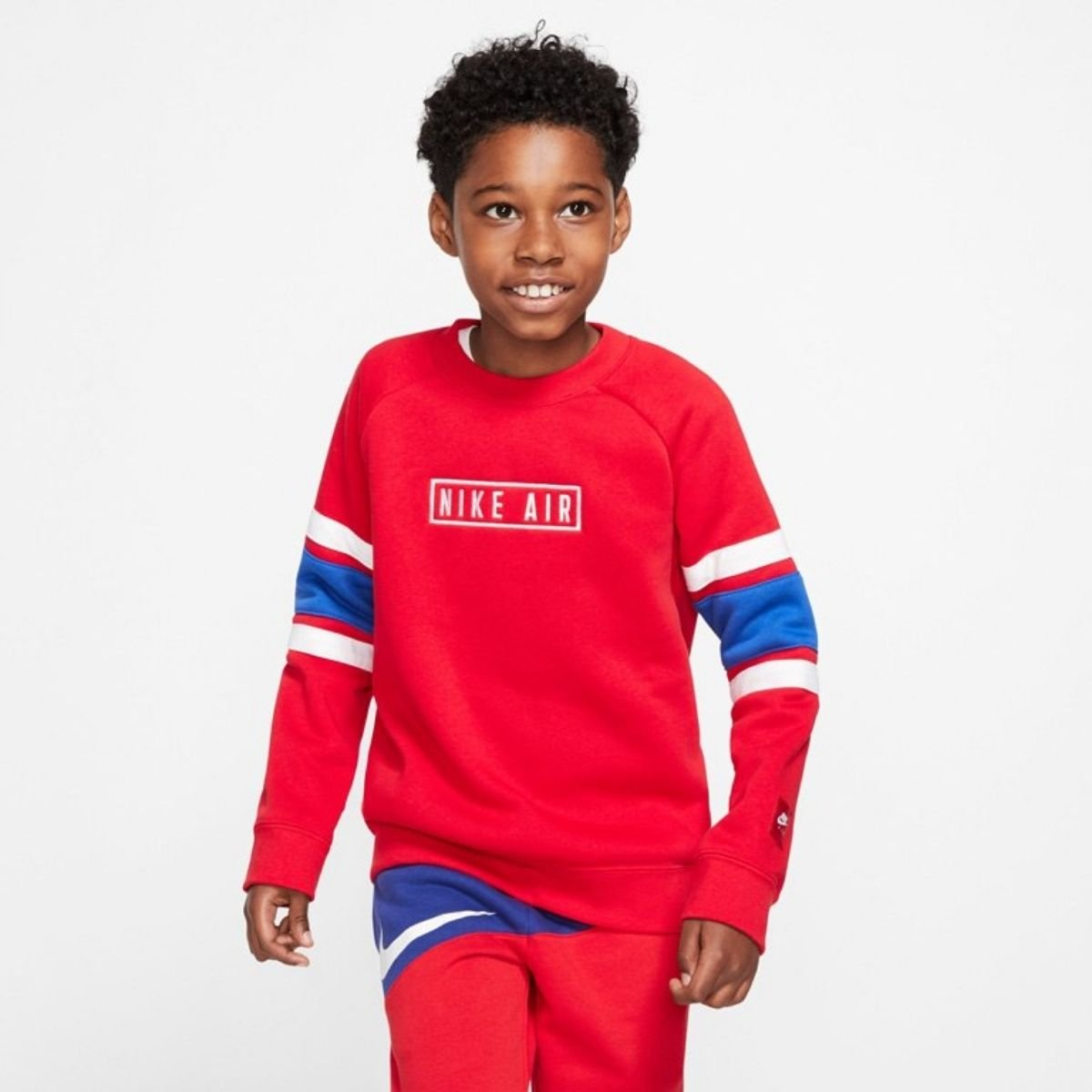T-Shirt Nike Air In Cotone...