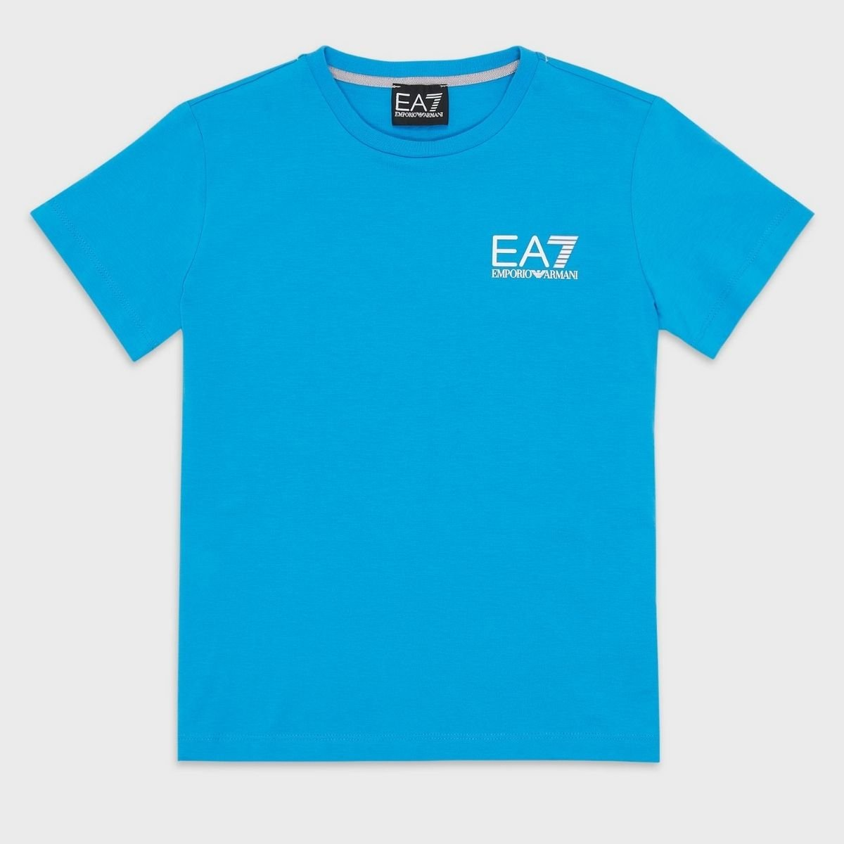 T-shirt EA7 Basic In Jersey...