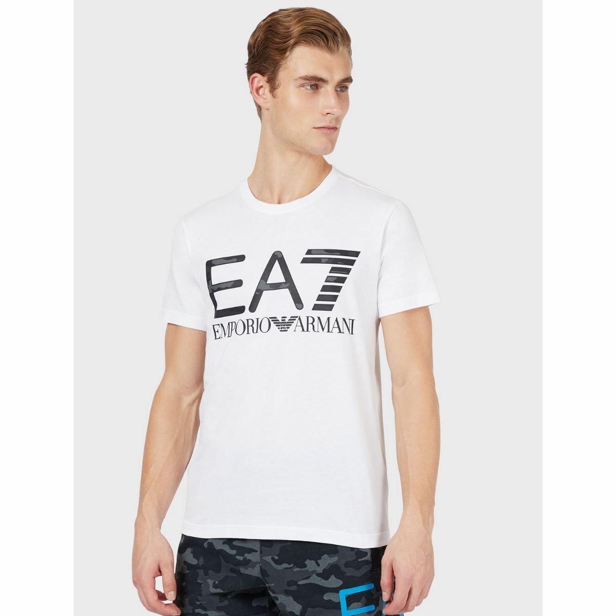T-shirt EA7 Maxi Logo...