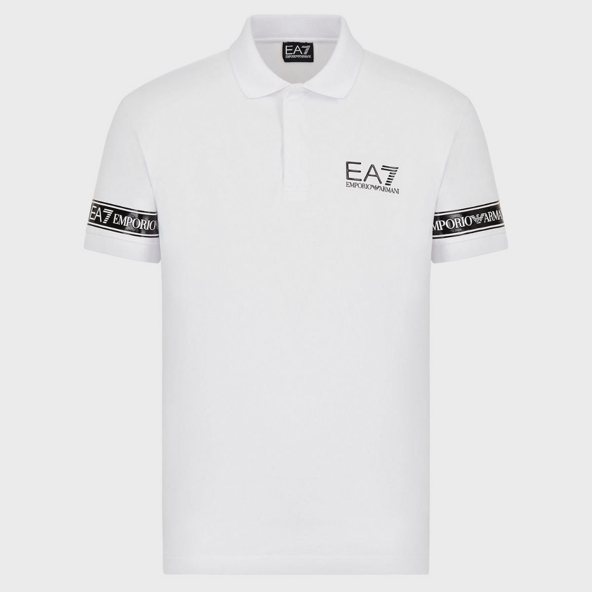 Polo EA7 In Jersey Stretch...