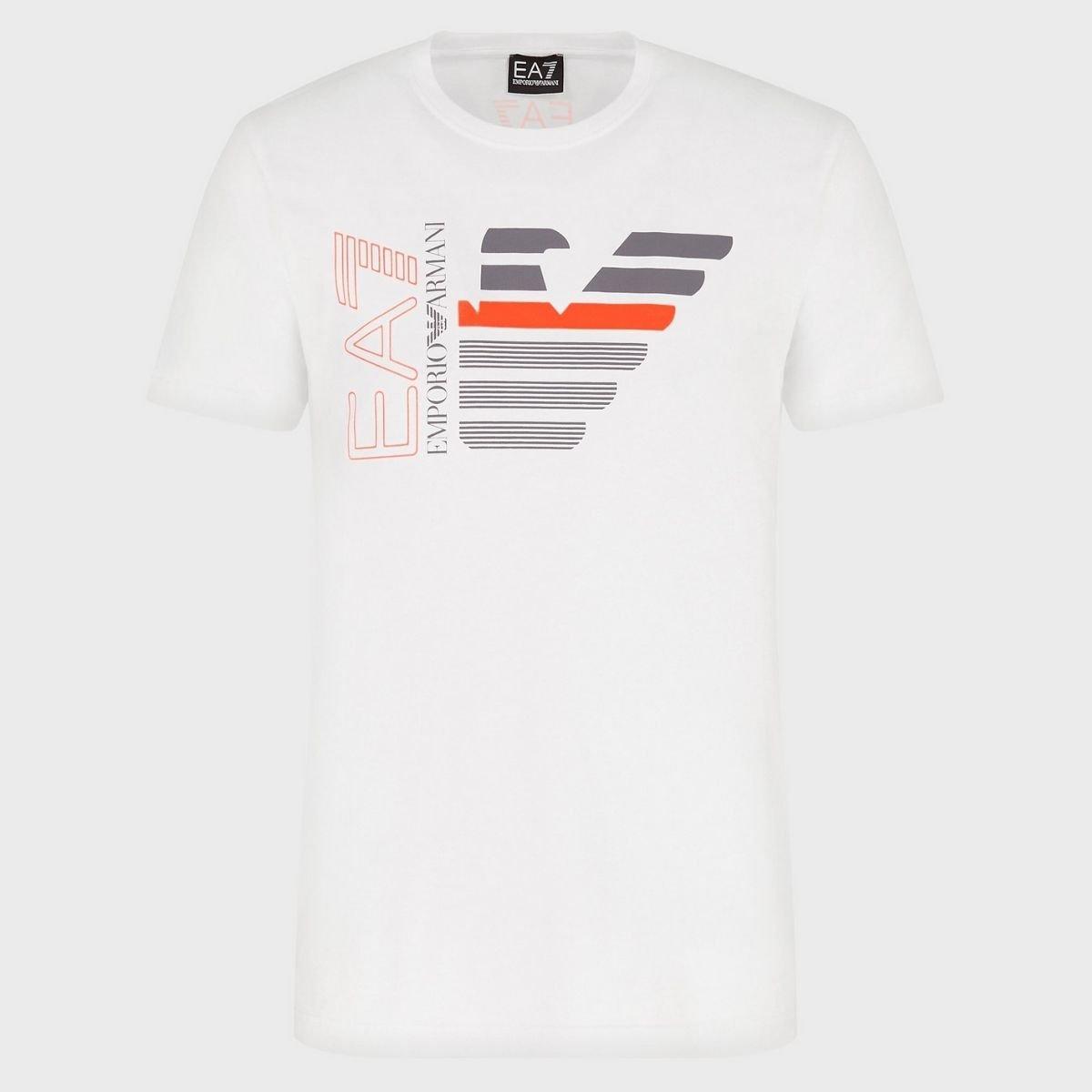 T-shirt EA7 Stampa Logo...