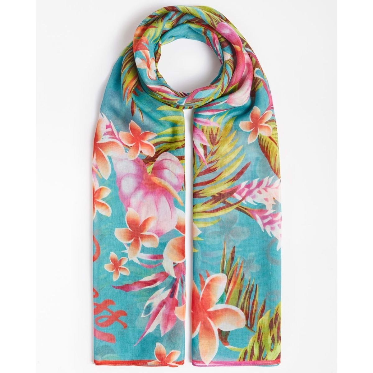 Foulard Guess Con Stampa...