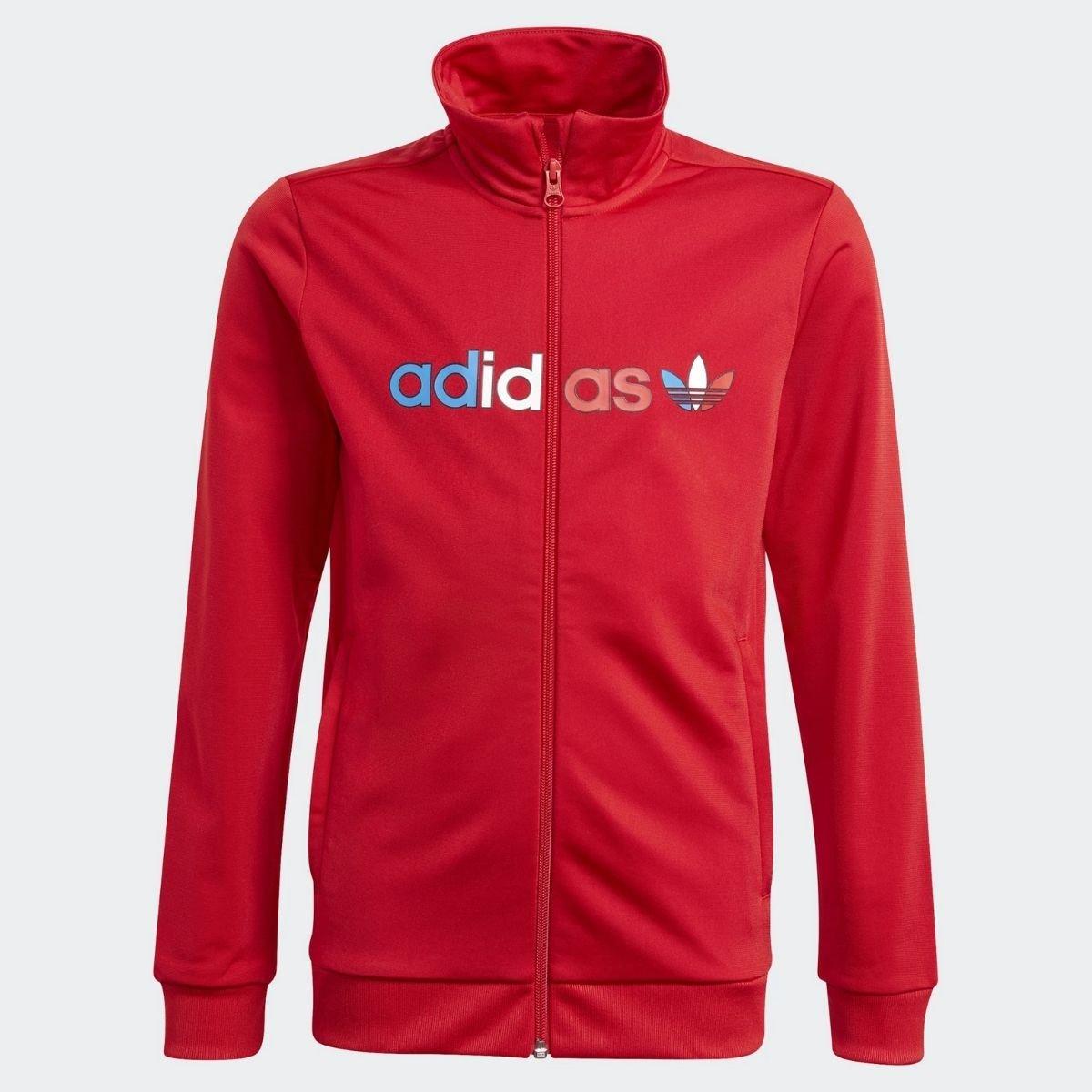 Felpa Adidas Cerniera...