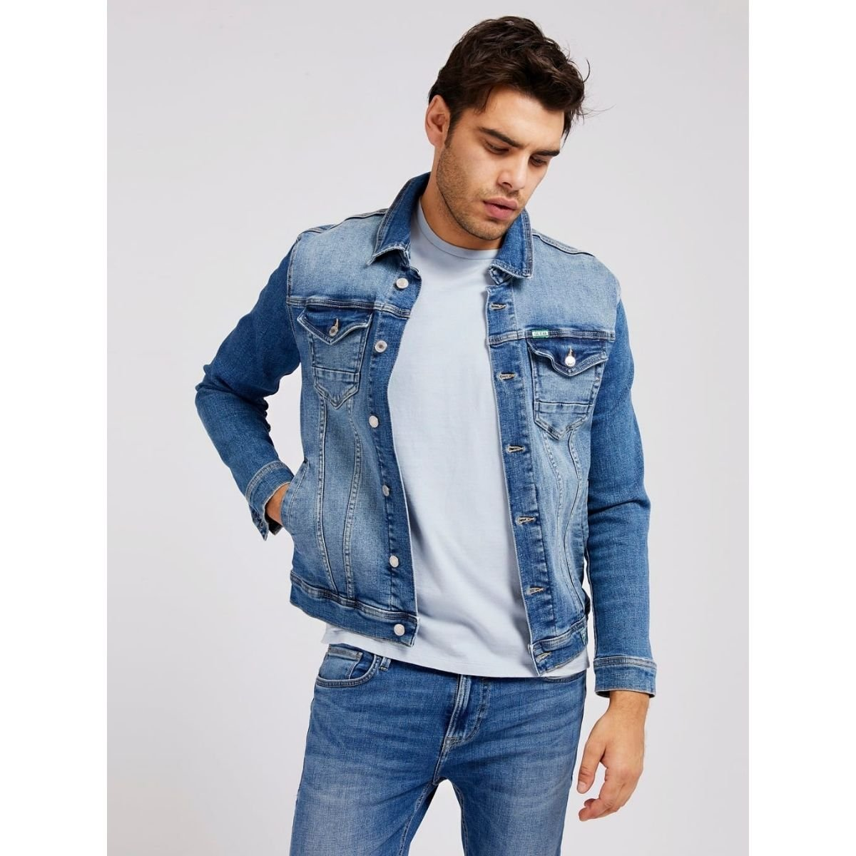 Giacca Guess Di Jeans In...