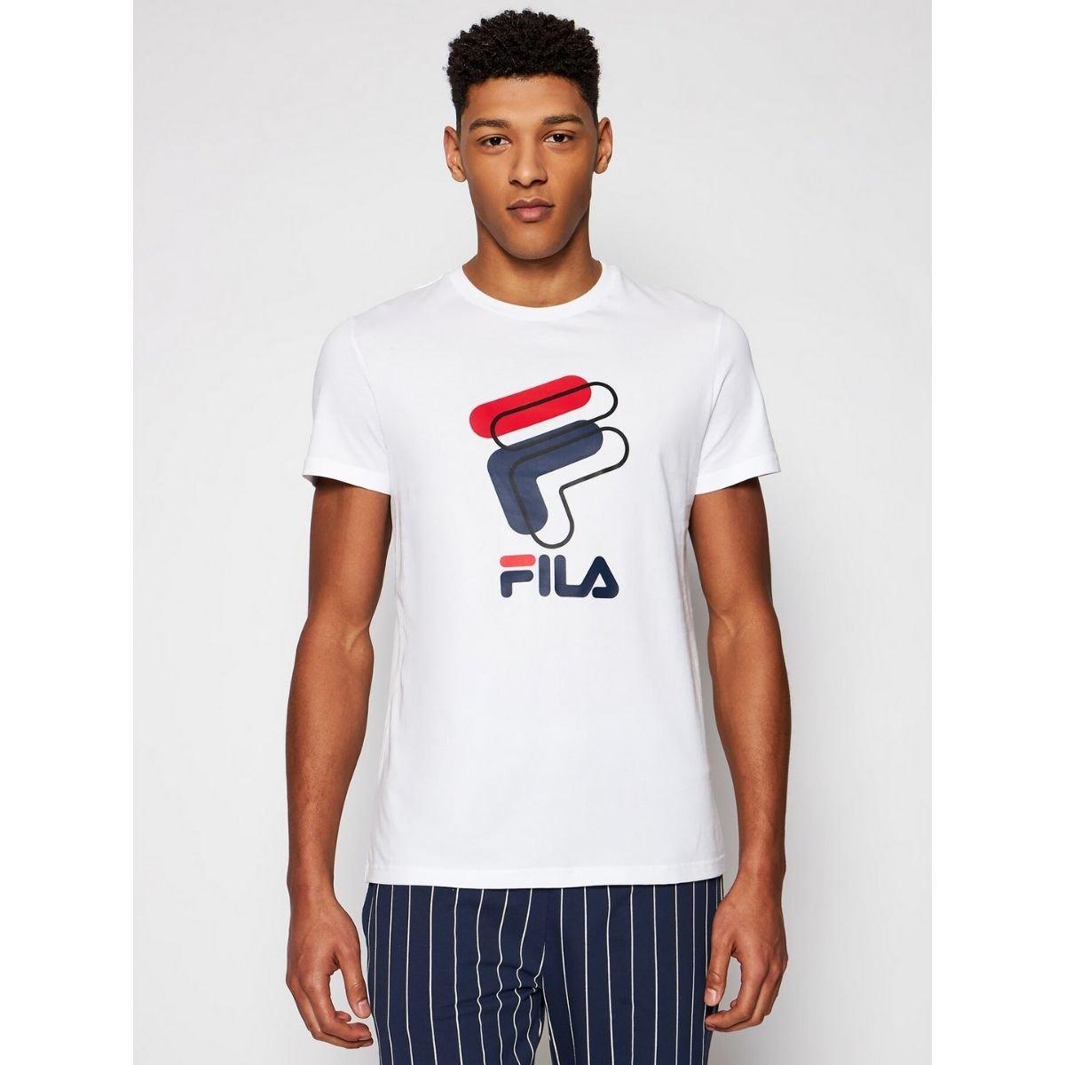 T-Shirt Fila Amparo Patch...