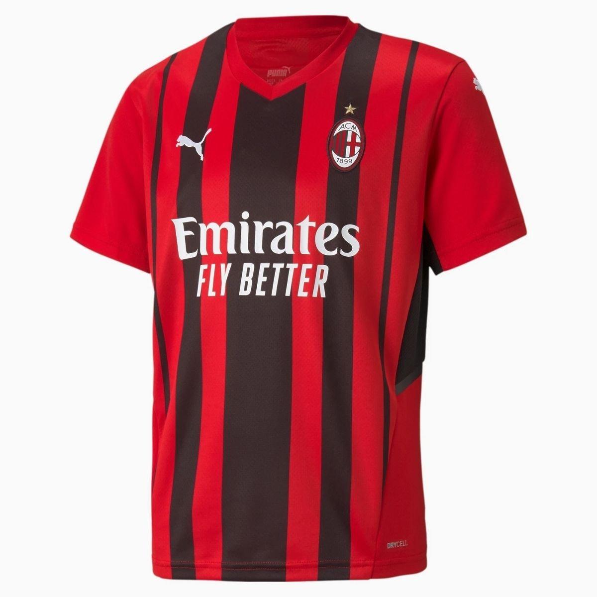 T-Shirt Puma AC Milan Home...