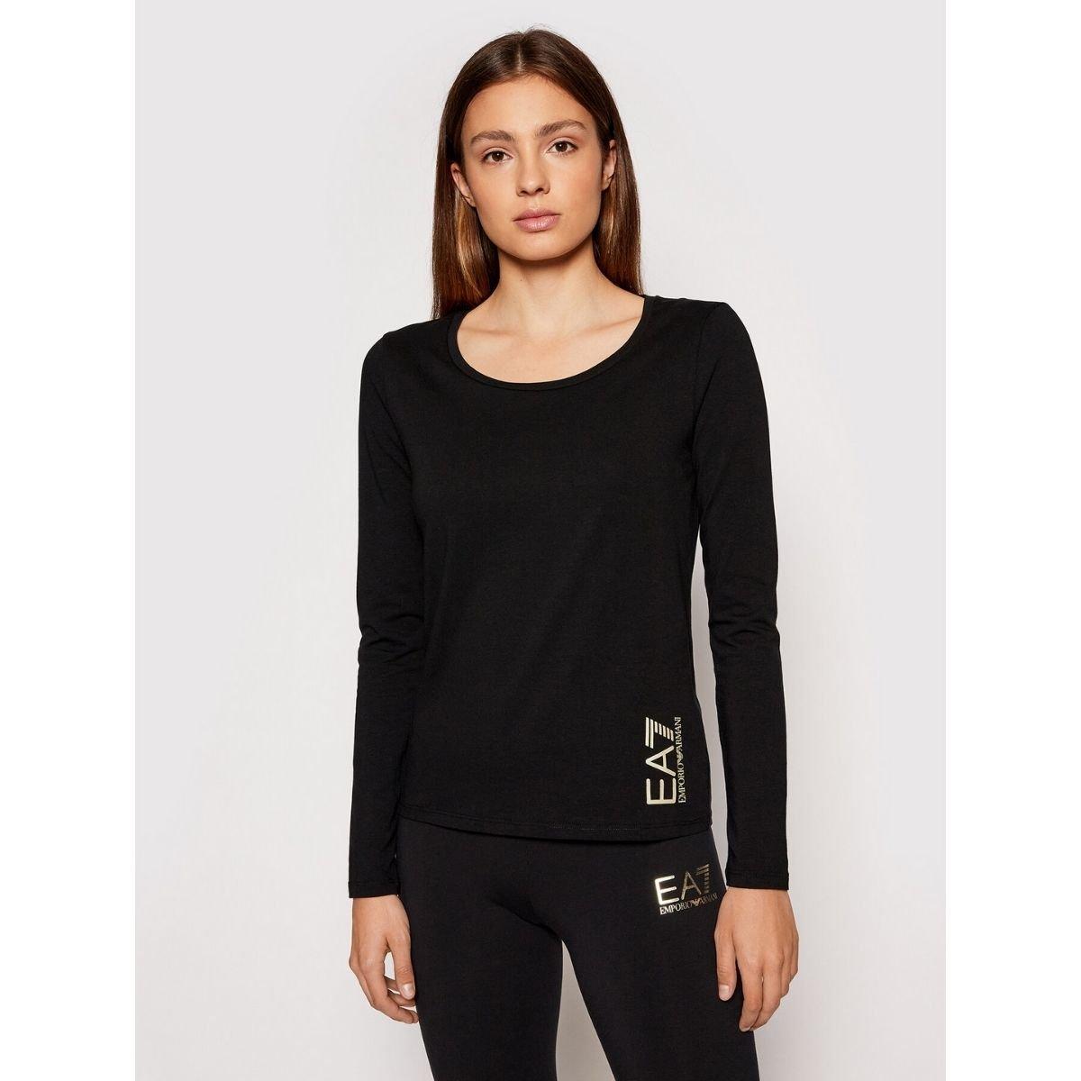 T-Shirt EA7 Core Lady...