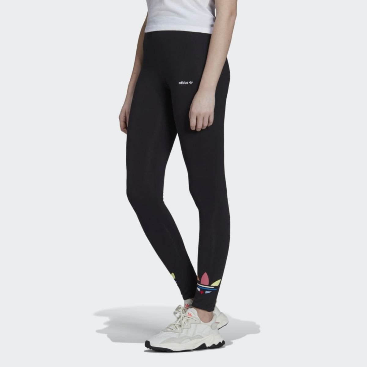 Leggings Adidas Trifoglio...