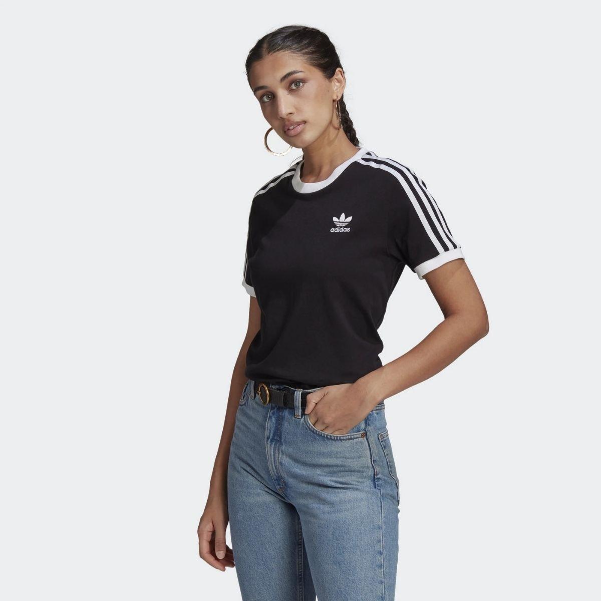 T-shirt Adidas 3 Strisce In...