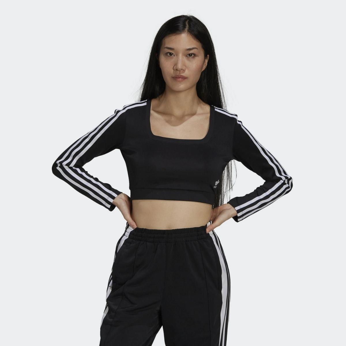 T-Shirt Adidas Cropped...