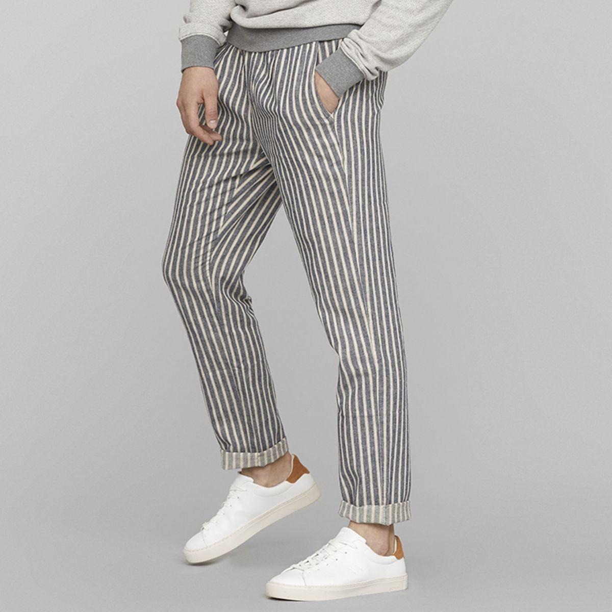 Pantalone SUN68 Fancy Lino...