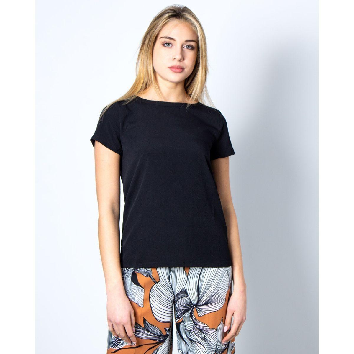 T-Shirt Emme Marella Crepe...