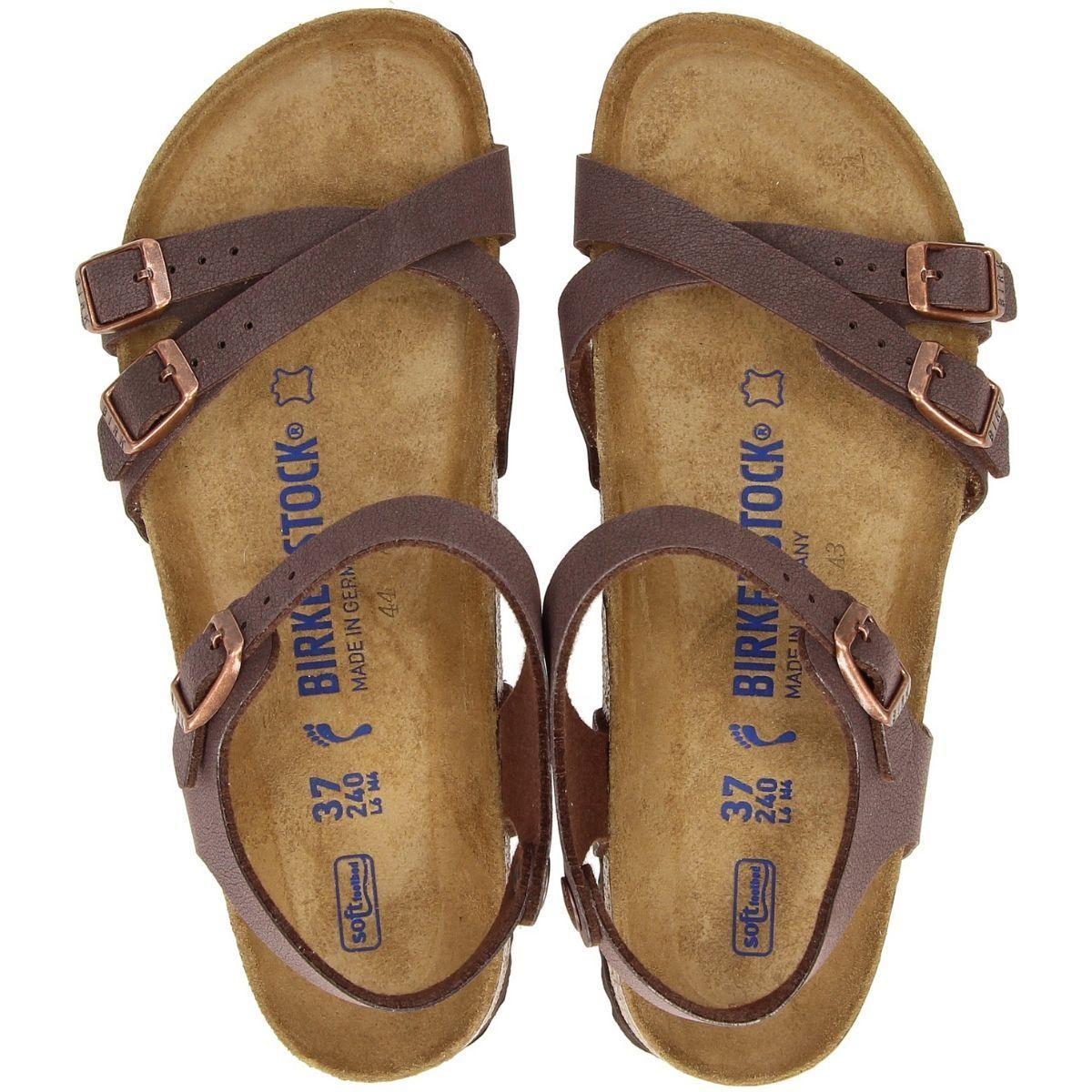 Sandalo Birkenstock Kumba...