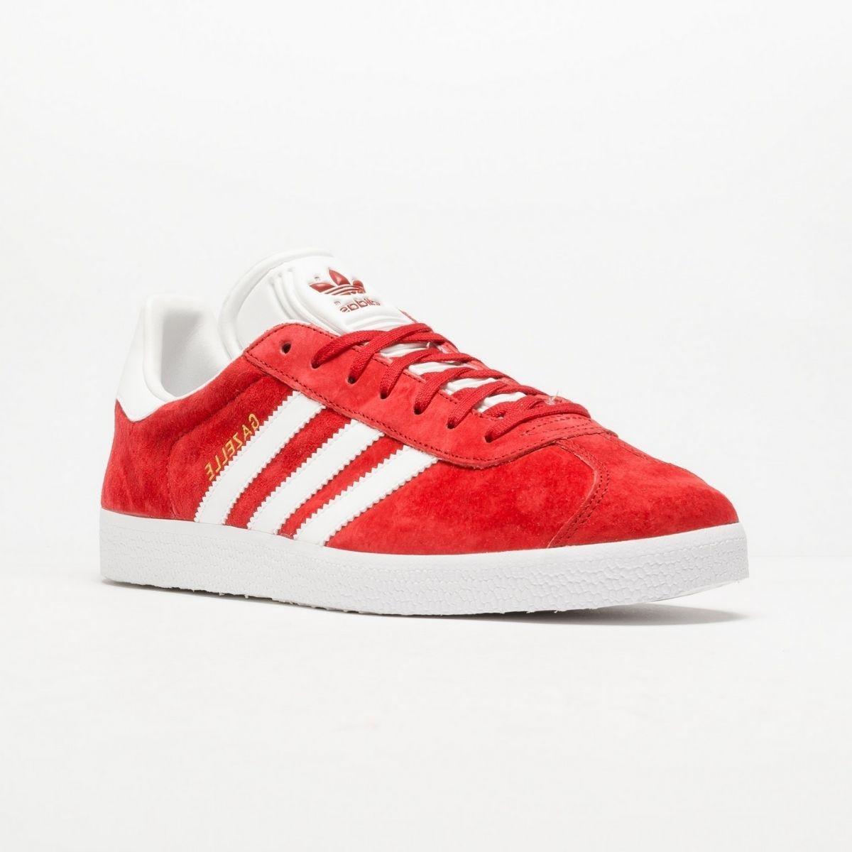 adidas gazelle bambina rosse