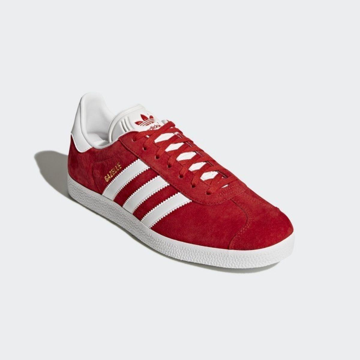 Scarpa Adidas Gazelle Rosso...