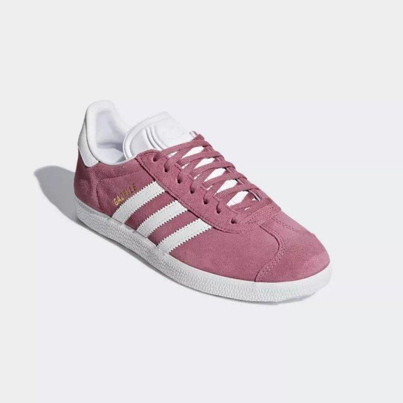 adidas gazelle rosa donna