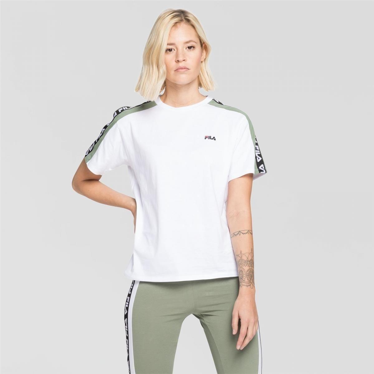 T-Shirt Fila Tandy Bande...