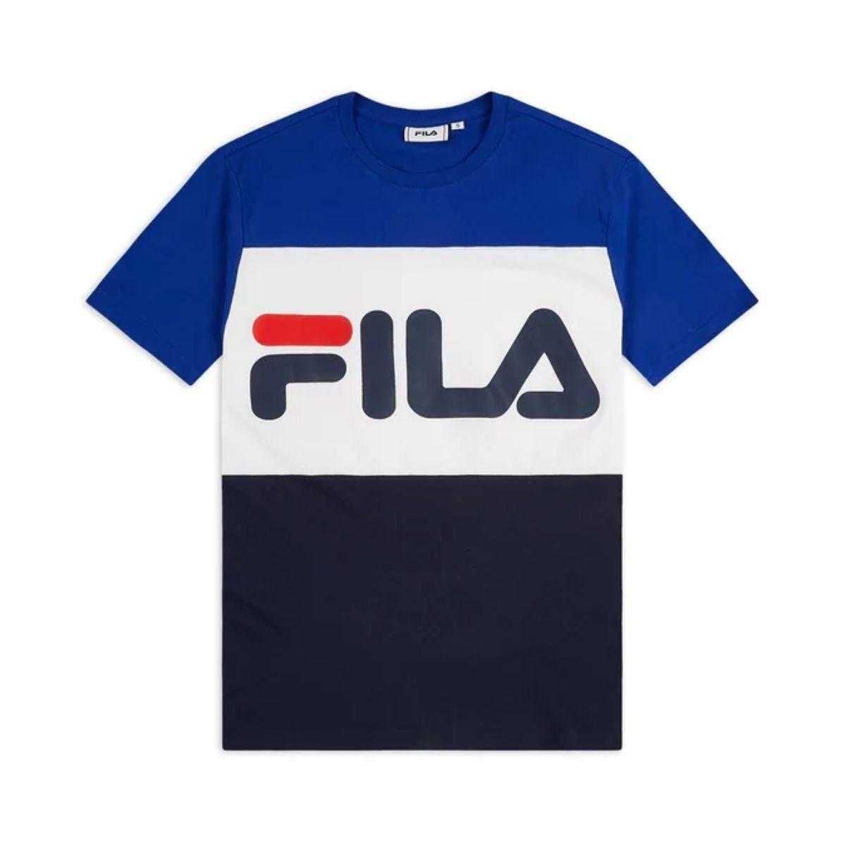 T-Shirt Fila Day Retrò Logo...