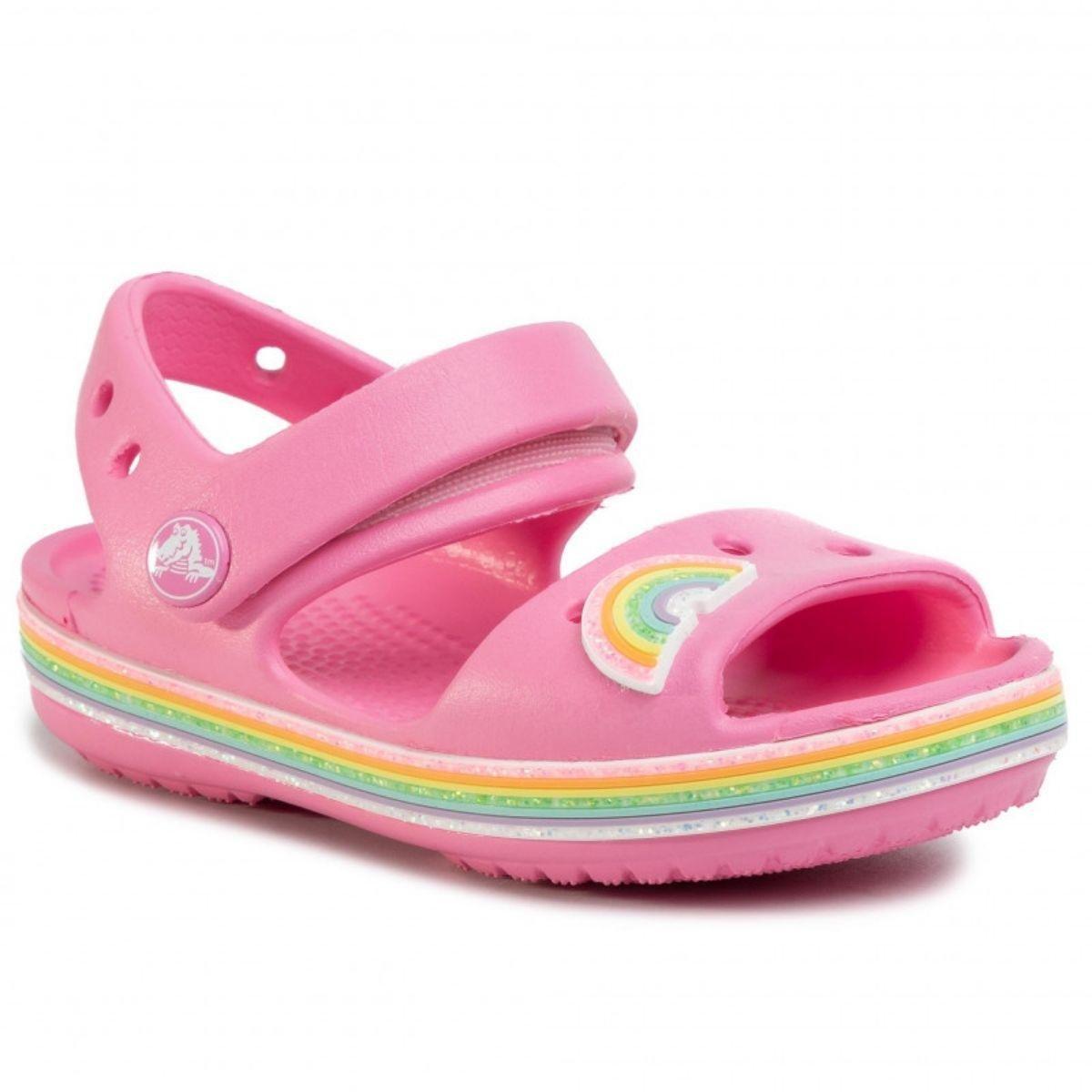 Sandalo Crocs Arcobaleno...