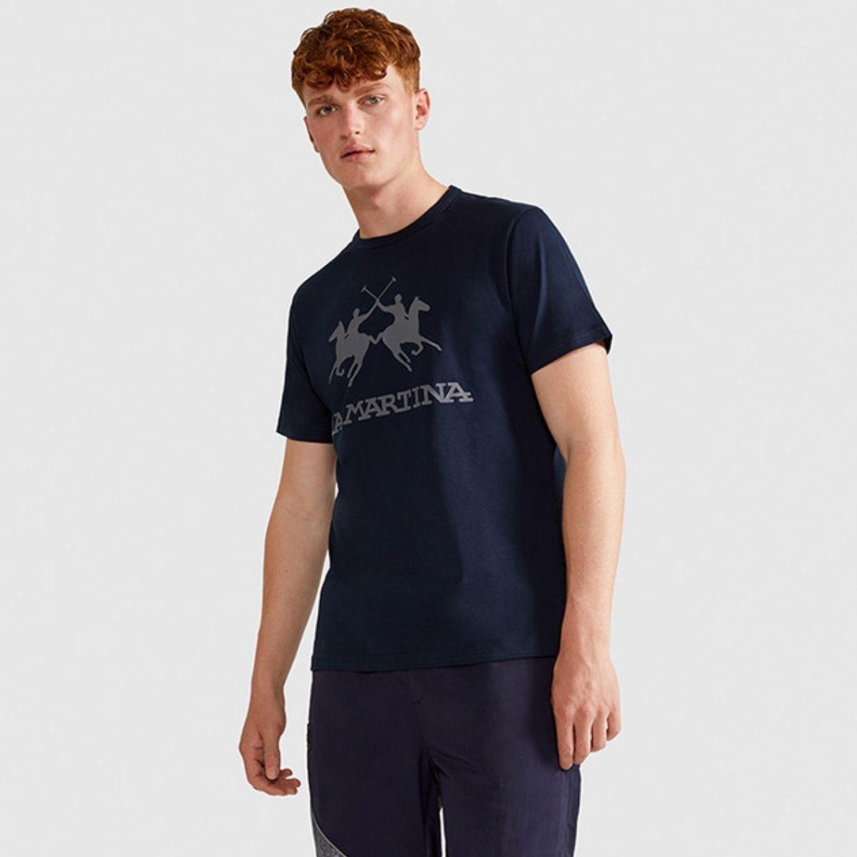 T-Shirt La Martina Basic...