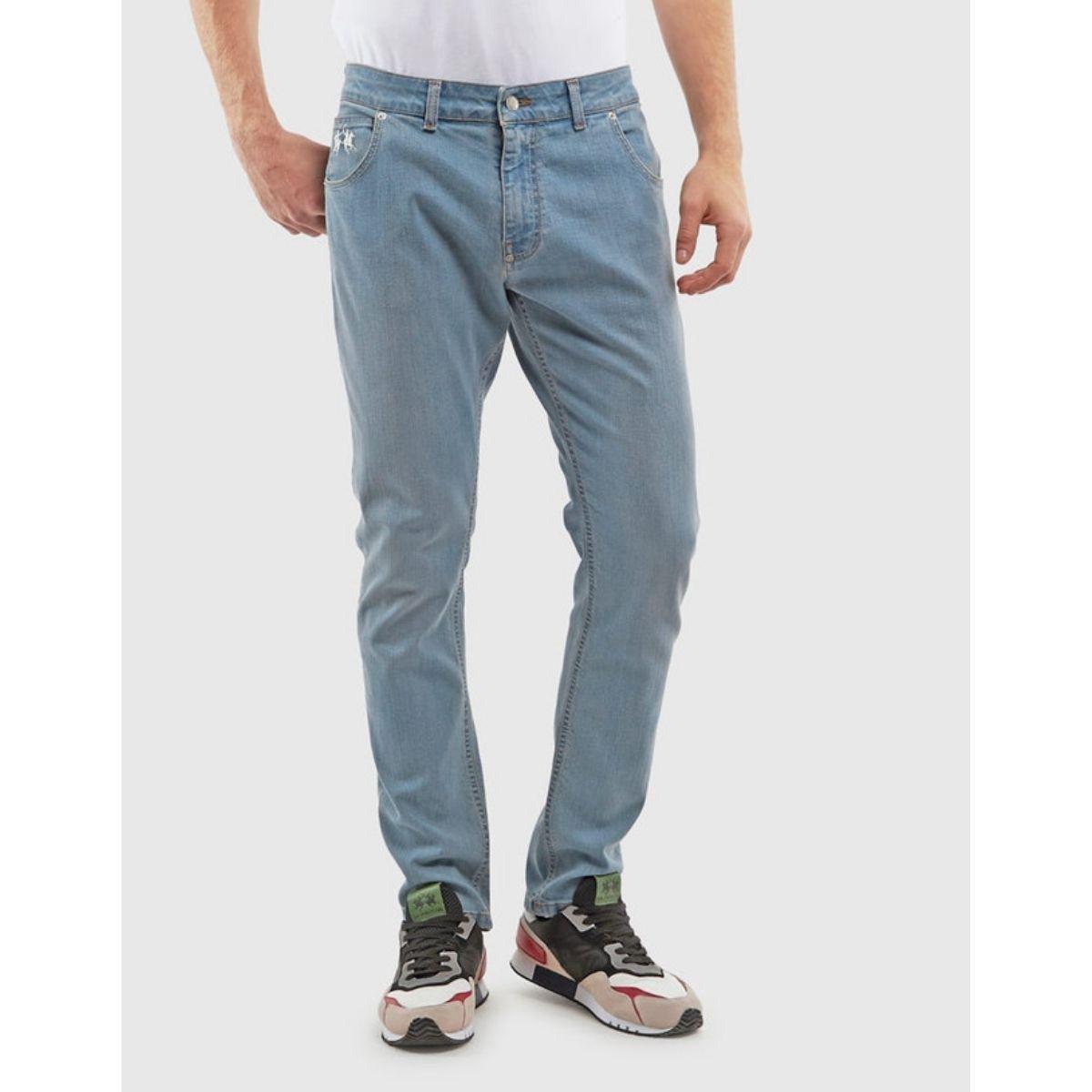 Jeans La Martina 5 Tasche...