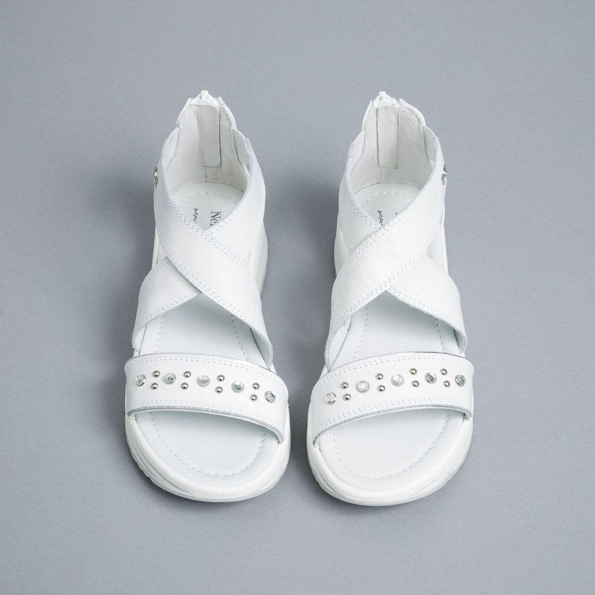 Sandalo Nero Giardini Pelle...