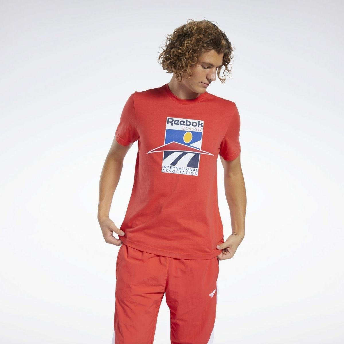 T-Shirt Reebok Classic...