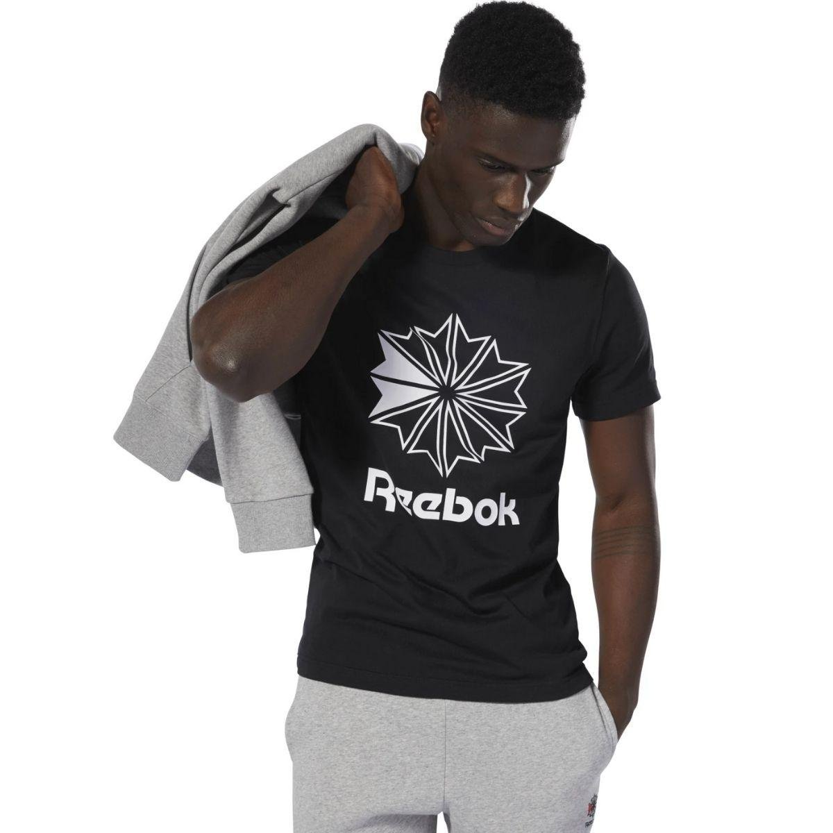 T-Shirt Reebok Big Logo...