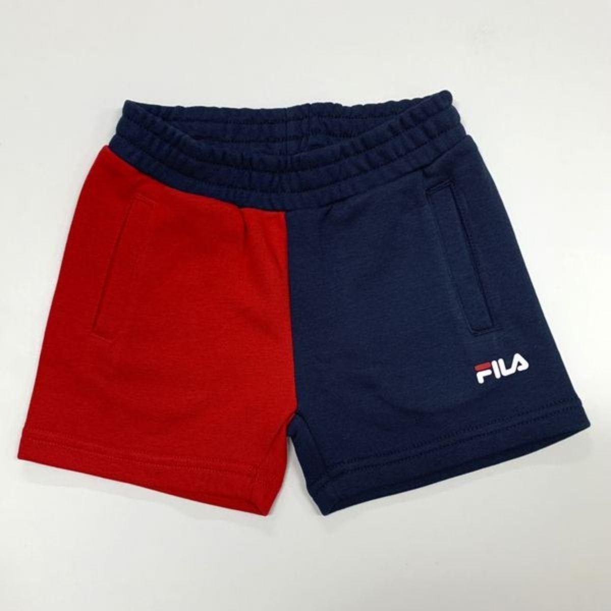 Shorts Fila Tob Cotone...
