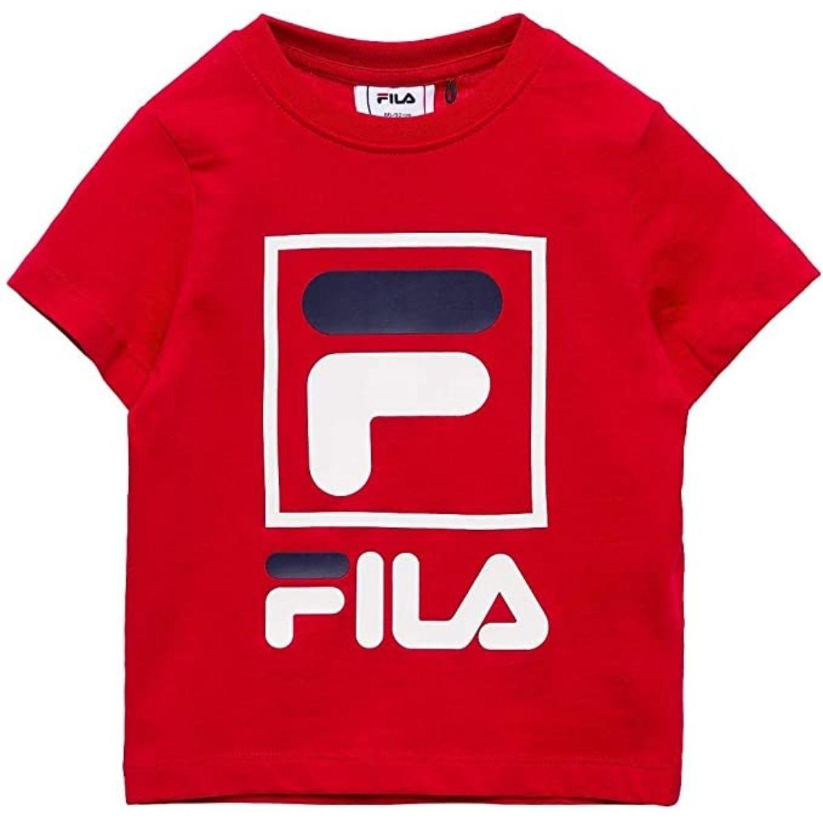 T-Shirt Fila Toam Graphic...