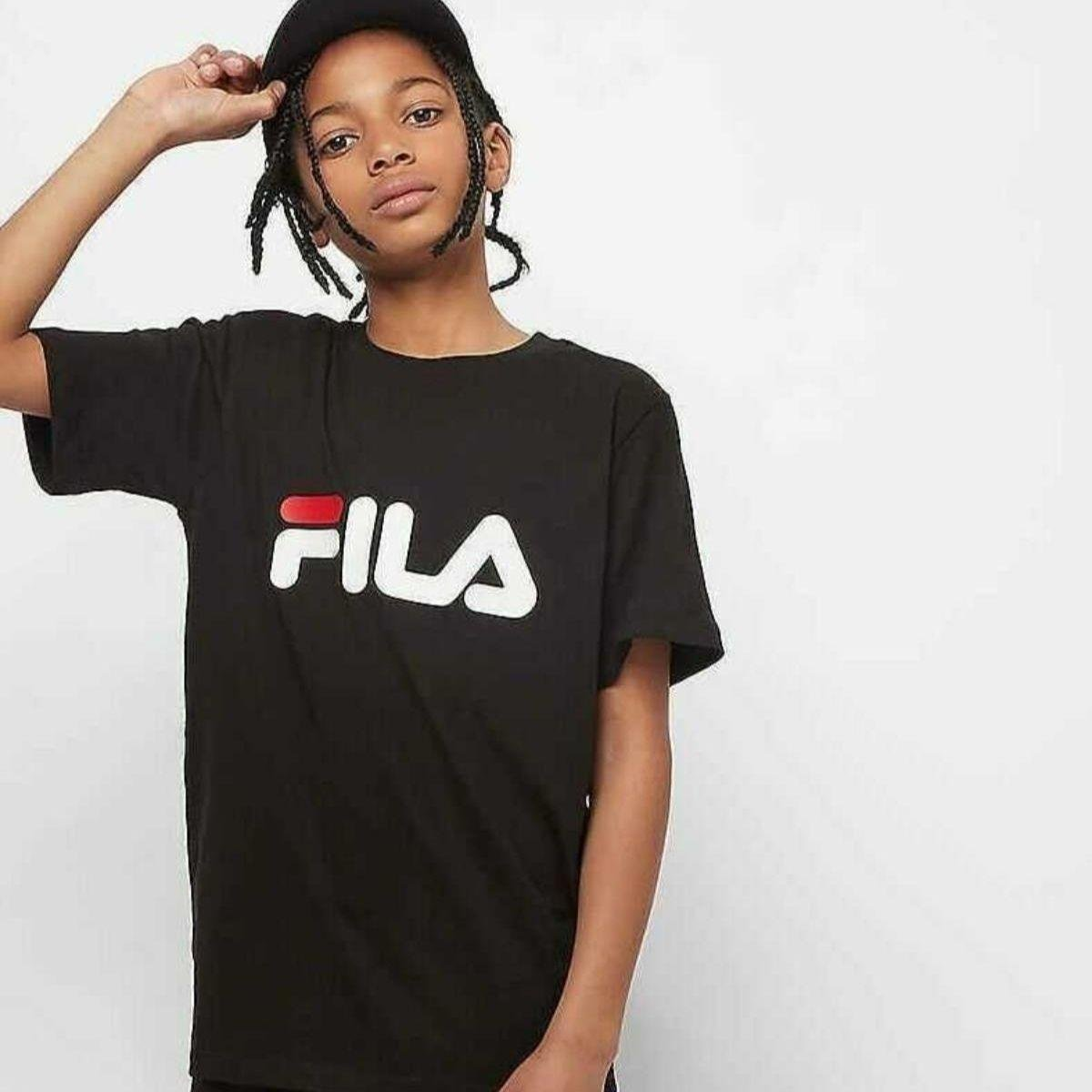 T-Shirt Fila Classic Basic...