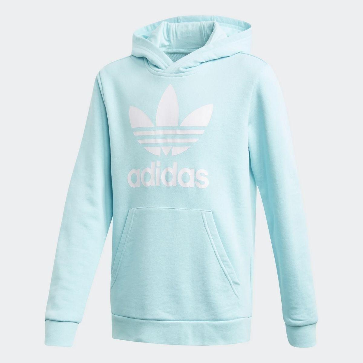 Felpa Adidas Cappuccio...