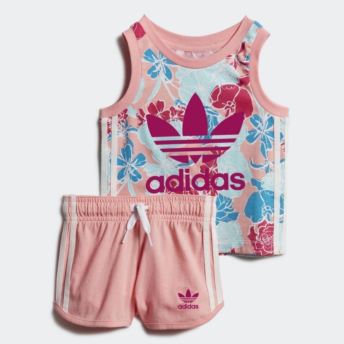 Set Tuta Adidas Short...