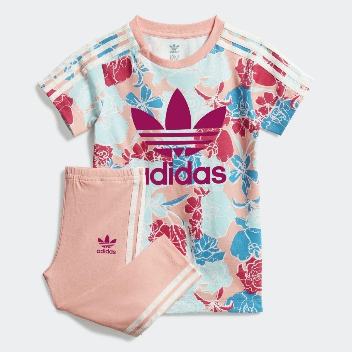 Set Tuta Adidas Stampa...