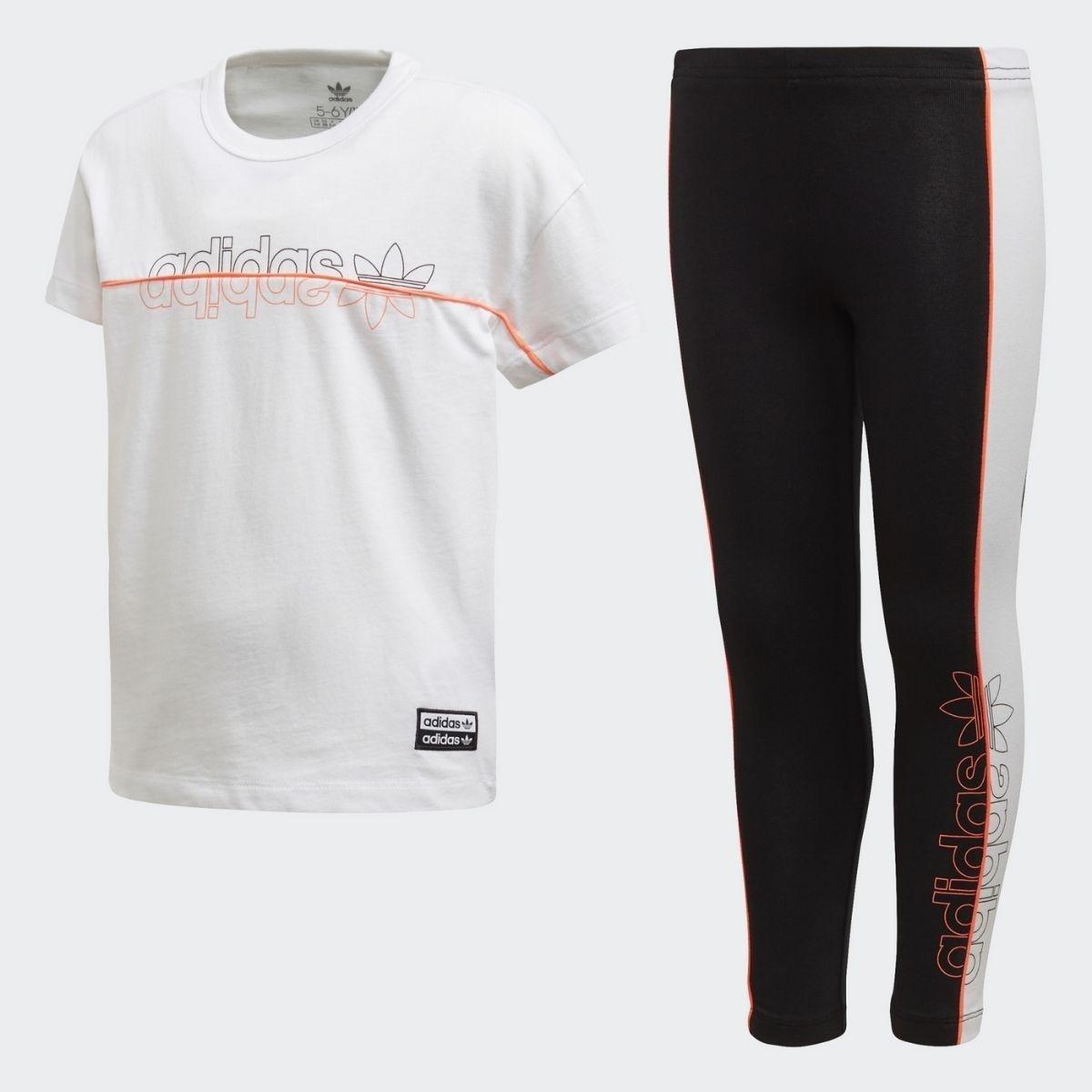 Set Tuta Adidas Leggings...