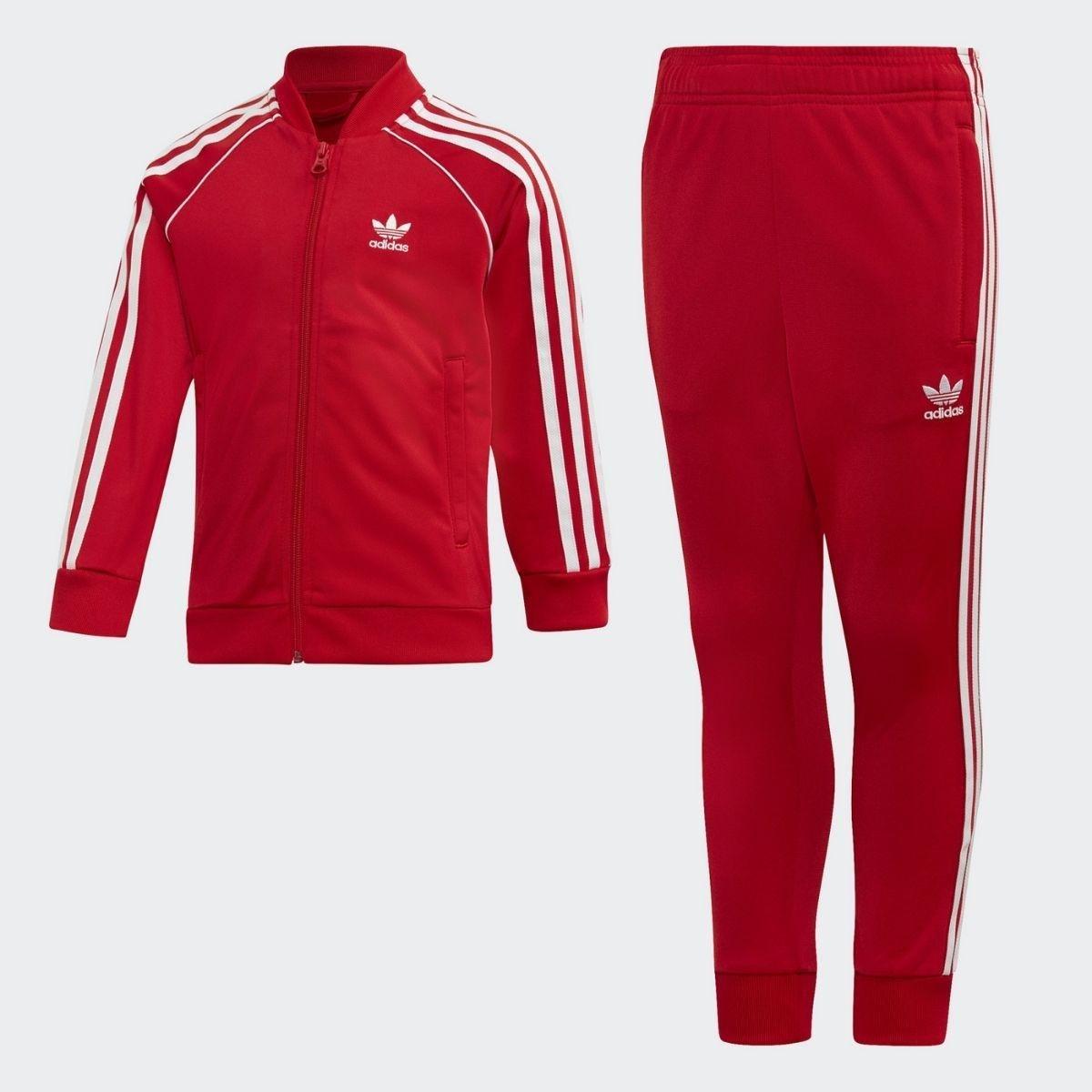 Tuta Adidas Cerniera 3...