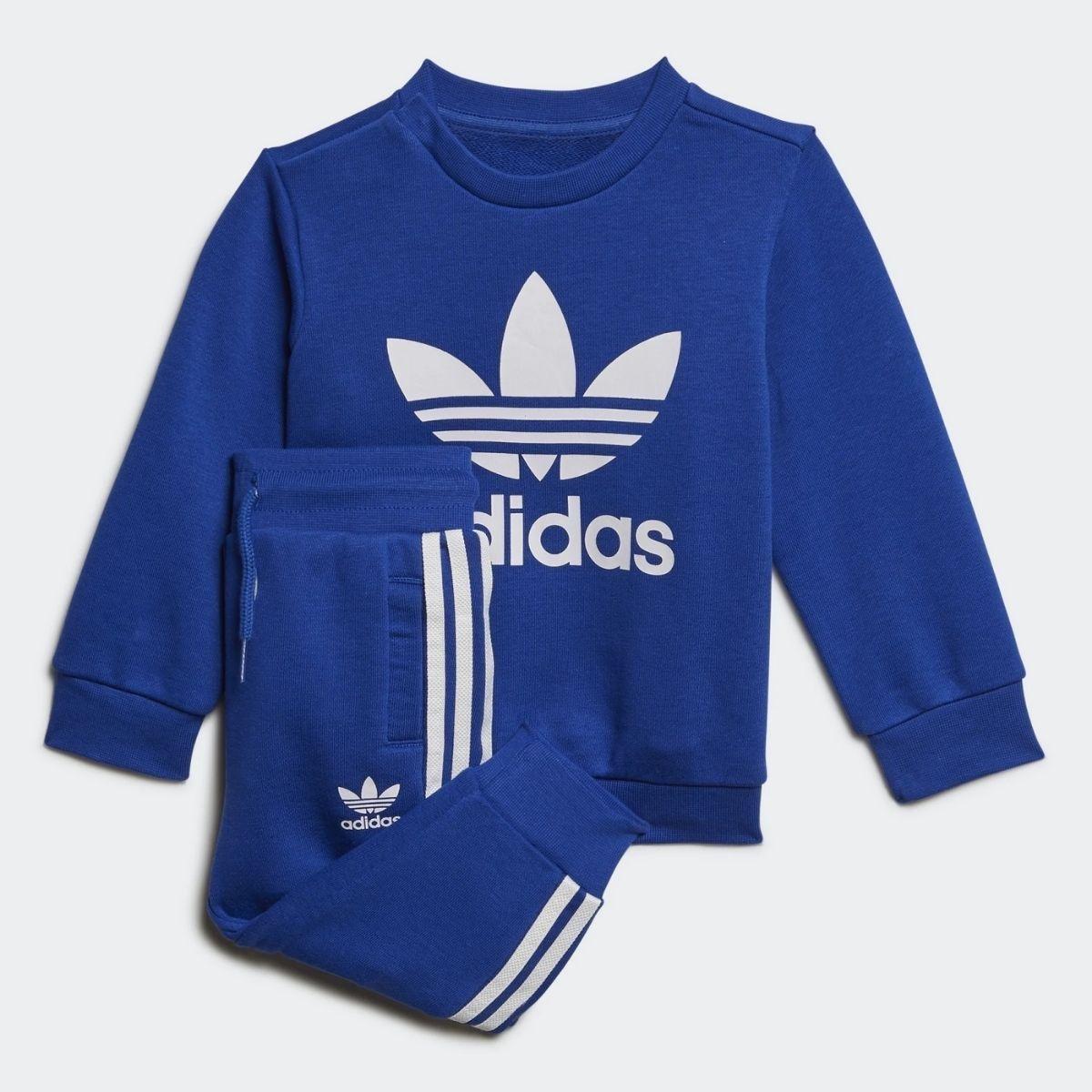 Completo Tuta Adidas Crew...