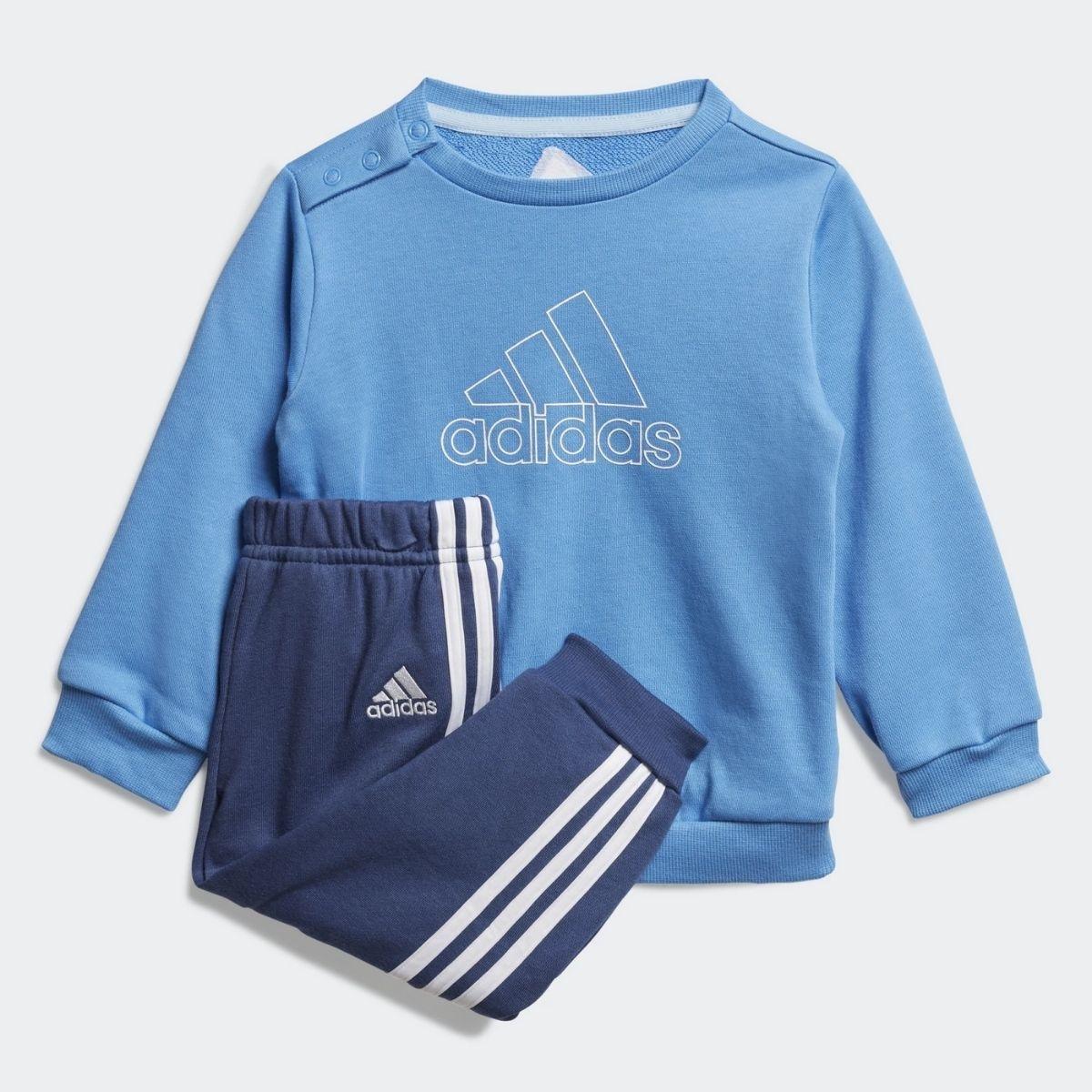 Set Tuta Adidas 3 Strisce...