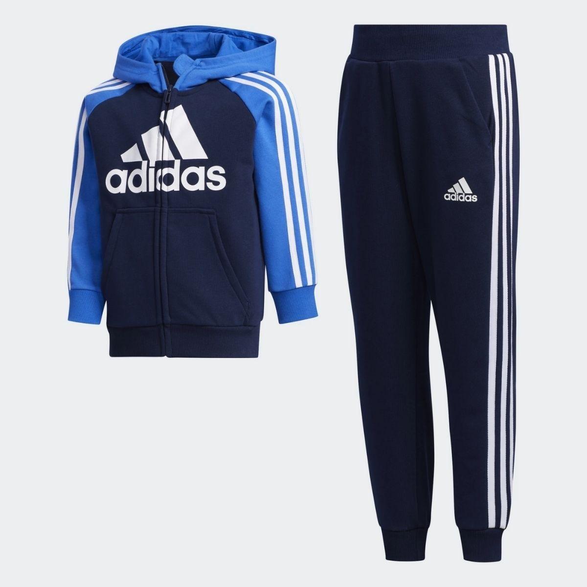 Tuta Adidas Cerniera French...