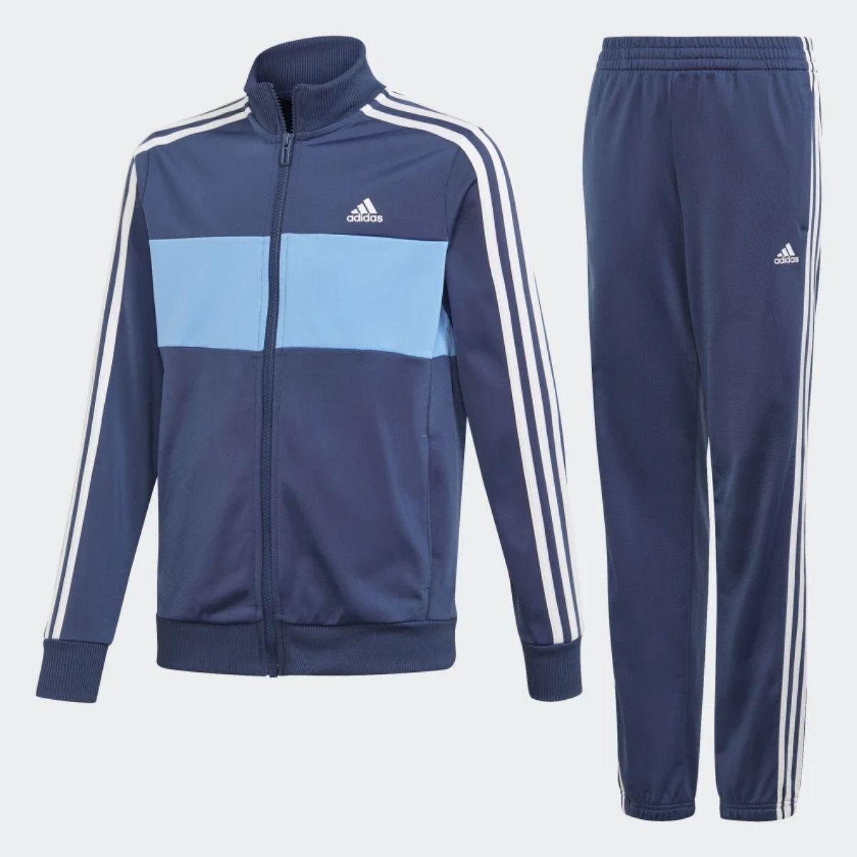 Tuta Adidas Cerniera...