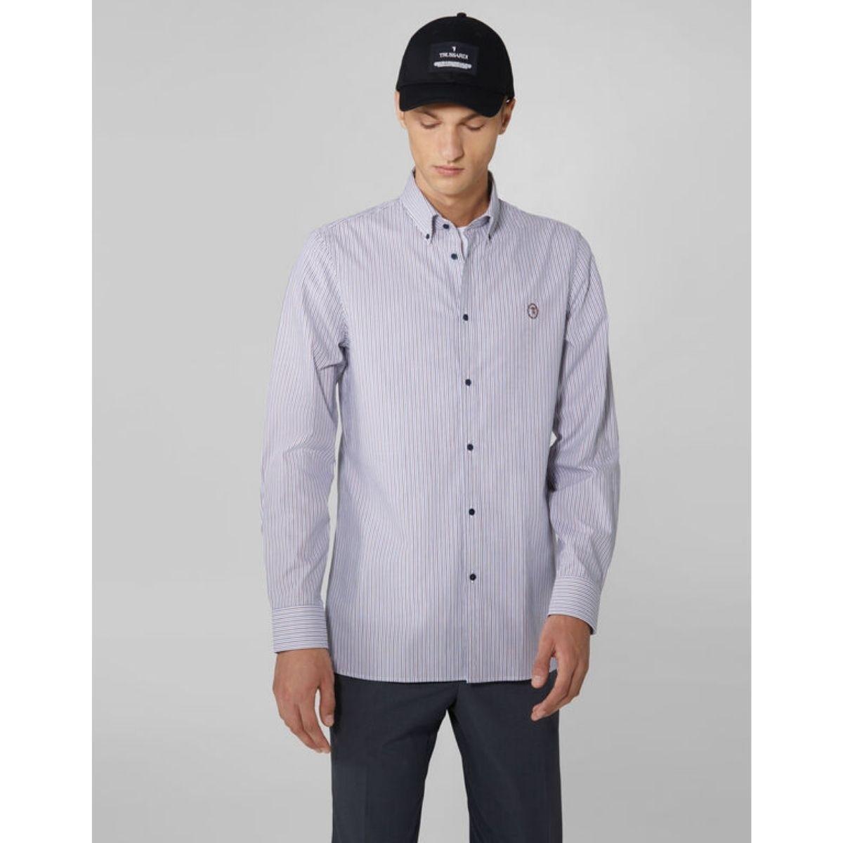 Camicia Trussardi Button...