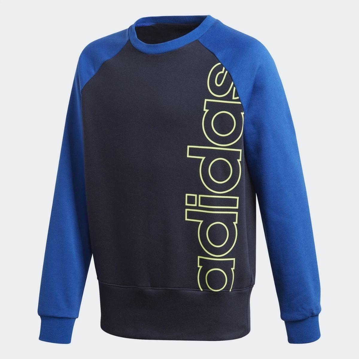 Felpa Adidas Girocollo Con...