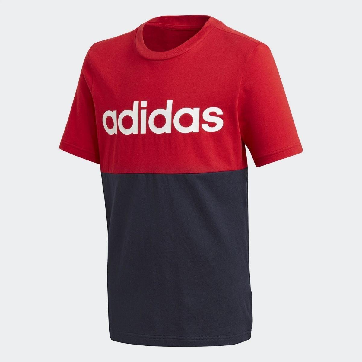 T-Shirt Adidas Colorblock...
