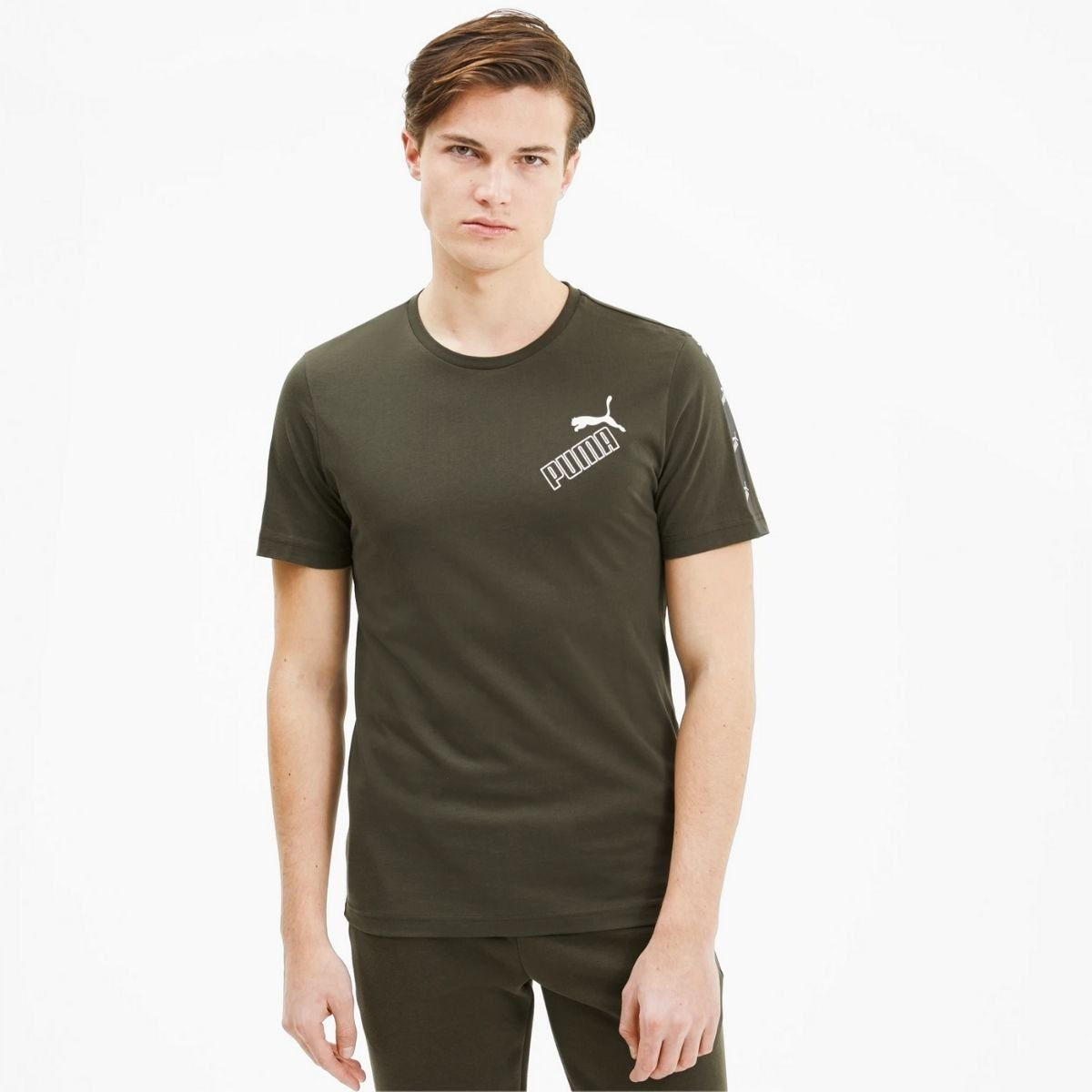 T-Shirt Puma Amplified In...
