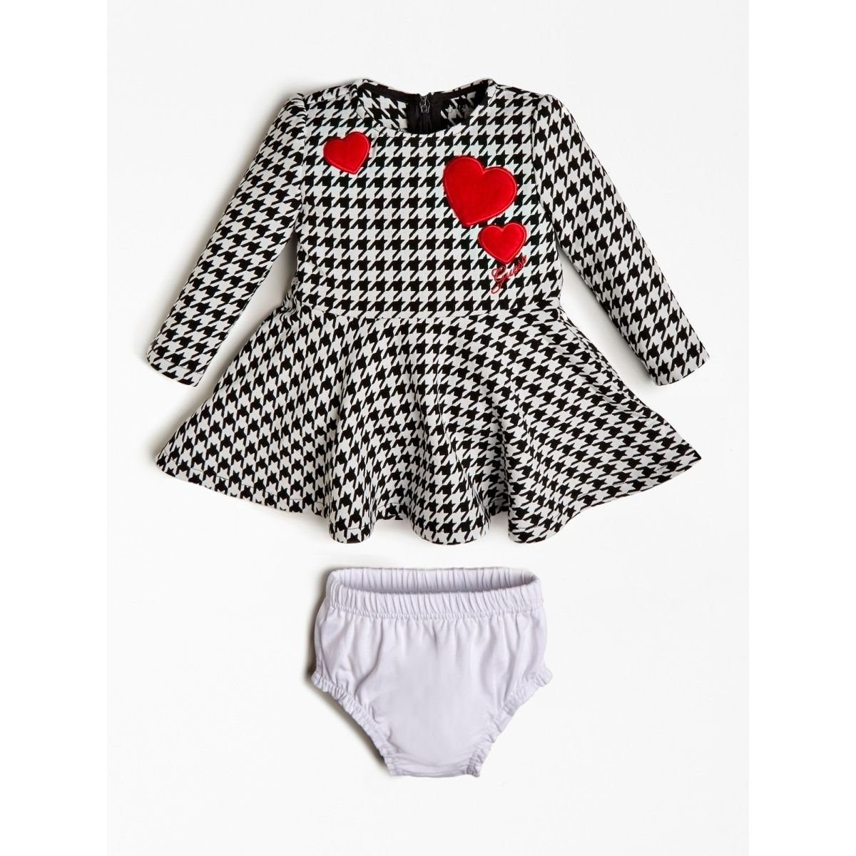 Set Abito Guess Stampa Pied...