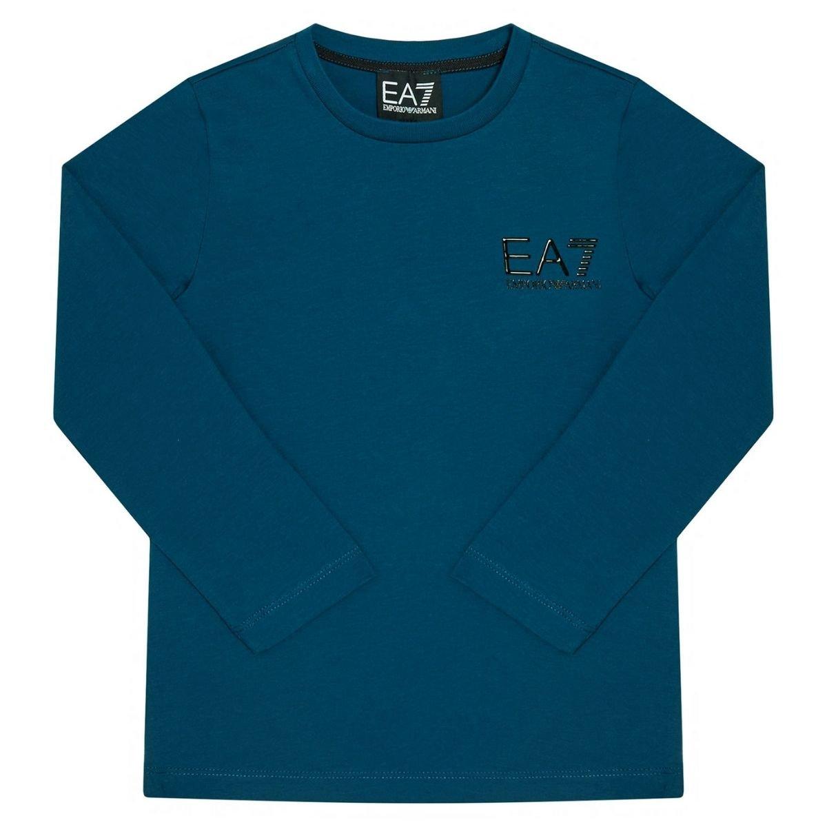 T-Shirt EA7 Basic Stampa...