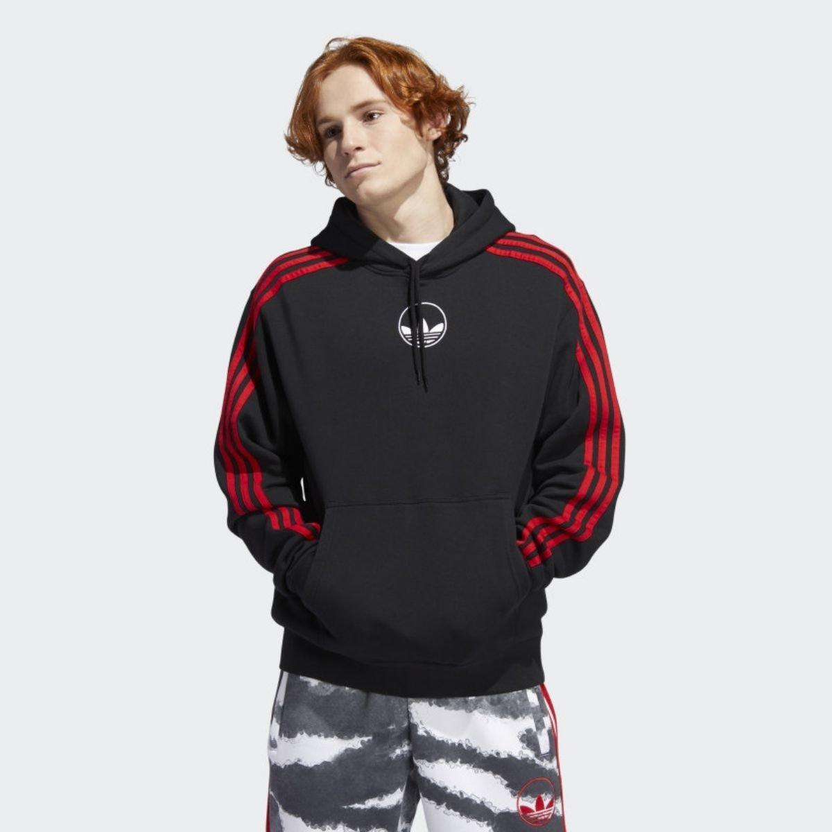 Felpa Adidas 3 Strisce...